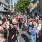 Demo für Freiheit in Köln