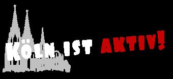 Logo Köln ist aktiv