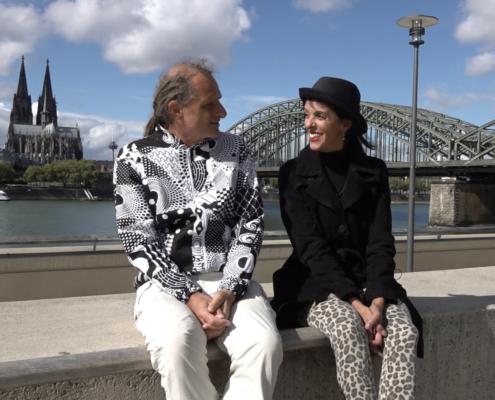 Bianca und Jay, Köln ist Aktiv und dsdg.org